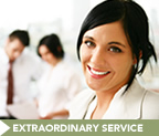 Extraordinary Service with The Leasing Consultants